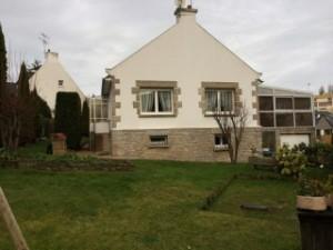Extension d'une maison Néobretonne à Dinard